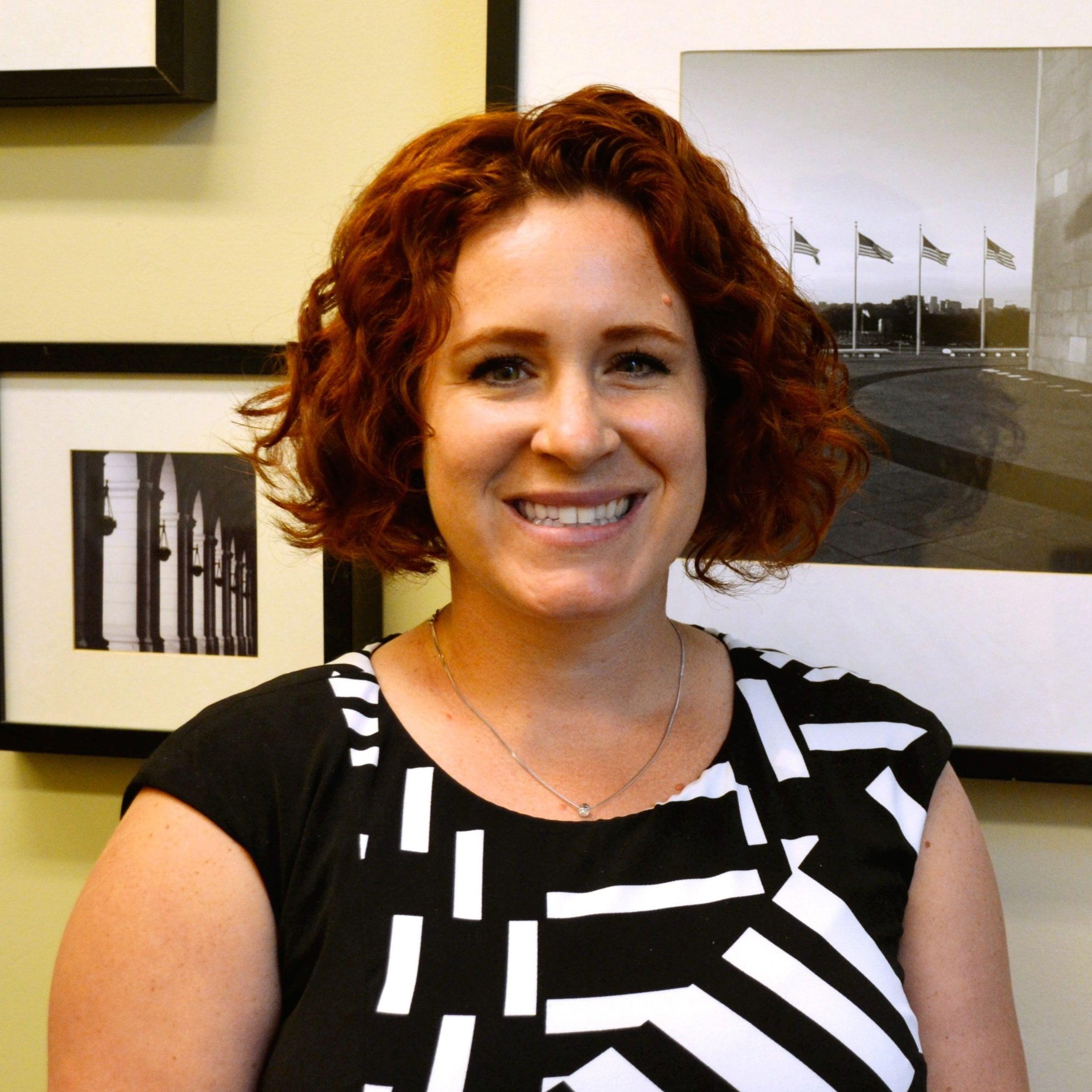 Headshot of Jennifer Whitney.
