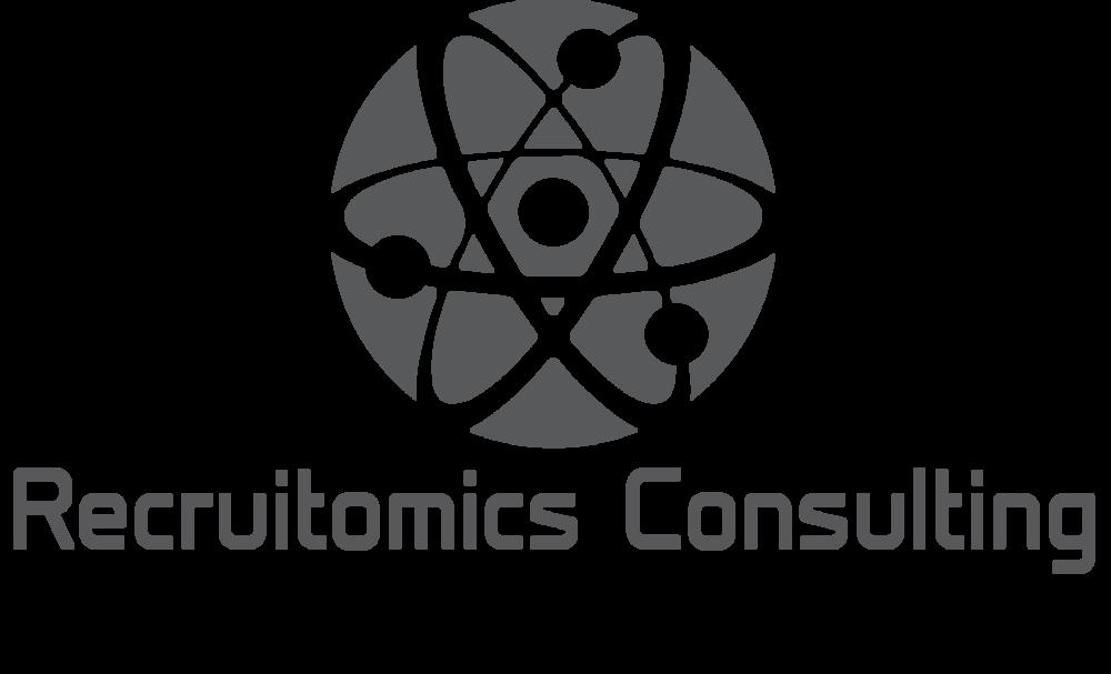 recruitomics consulting logo